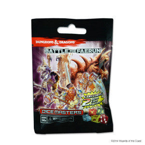Dice Masters : Battle for Faerun Boosters