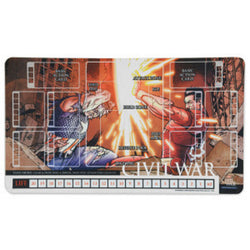 Dice Masters : Civil War Playmat
