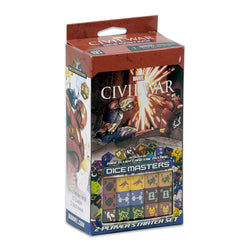 Dice Masters : Civil War Starter set