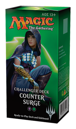 MTG Challenger Deck: Counter Surge