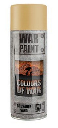 Flames Of War 4th Edition Crusader Sand Spray