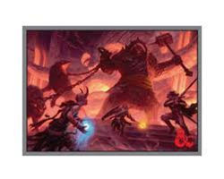 Dungeons & Dragons Protector Sleeves 50 Pack