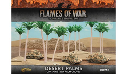 Flames of War 4th Edition Desset Palms