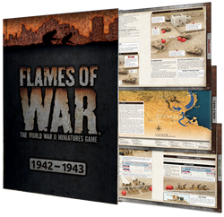 Flames Of War 4th Edition Rulebook MW