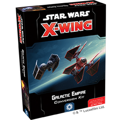 Star Wars X-Wing Second Edition Galactic Empire Conversion Kit (Pre-Order)
