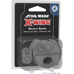 Star Wars X-Wing  Second Edition Galactic Empire Maneuver Dial Upgrade Kit  (Pre-Order 13.09.18)