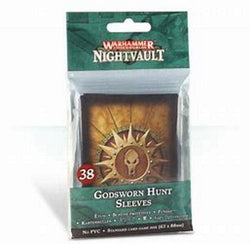 Warhammer Underworlds: Nightvault Godsworn Hunt Sleeves (38)