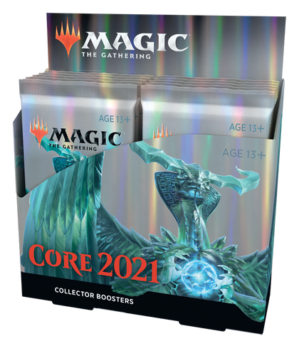 MTG: Core Set 2021 Collector Booster Box