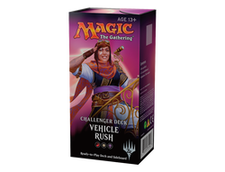 MTG Challenger Deck: Vehicle Rush Deck