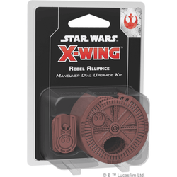 Star Wars X-Wing  Second Edition Rebel Alliance Maneuver Dial Upgrade Kit  (Pre-Order 13.09.18)