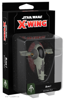 Star Wars X-Wing  Second Edition Slave 1 Expansion Pack  (Pre-Order 13.09.18)