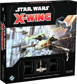 Star Wars X-Wing Core Set Second Edition (Pre-Order)
