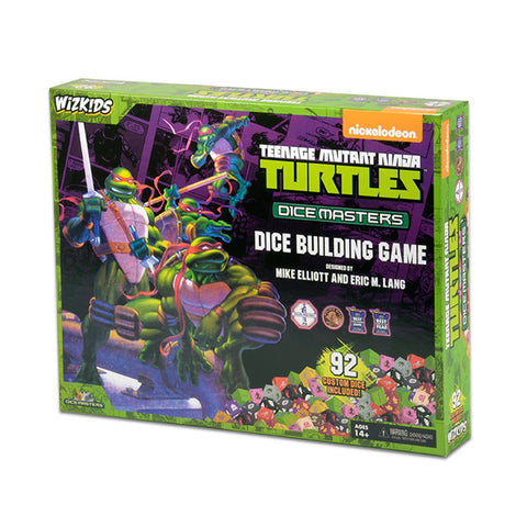 Dice Masters : Teenage Mutant Ninja Turtles