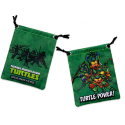 Dice Masters : Teenage Mutant Ninja Turtles Dice Bag