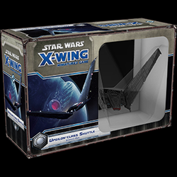 Star Wars X-Wing Upsilon-Class Shuttle    Expansion Pack