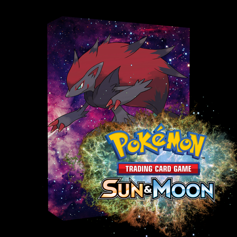 Shining Legends Pin Collection- Zoroark: Pokemon TCG