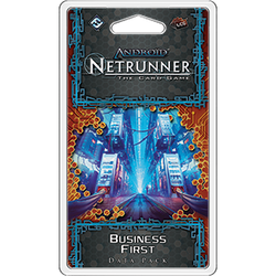 Business First Data Pack: Netrunner LCG