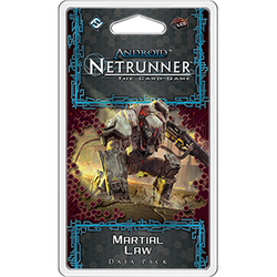 Martial Law Data Pack: Android Netrunner LCG