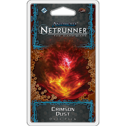 Crimson Dust Data Pack: Netrunner LCG