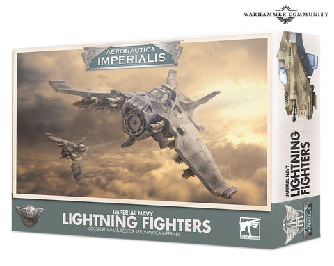 A/I IMPERIAL NAVY LIGHTNING FIGHTERS