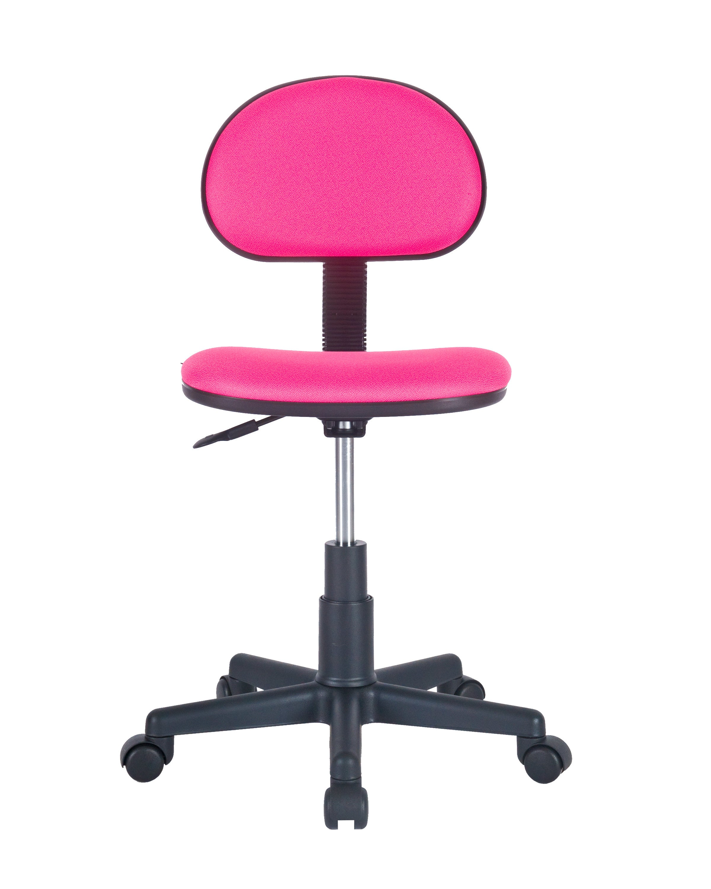 Armless Task Chair by Charm Furniture (Pink)