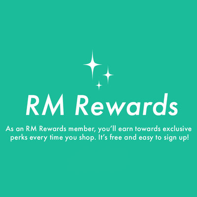 RM Rewards Is Here! - Join our new loyalty program and start earning — It's easy, free, and fun!