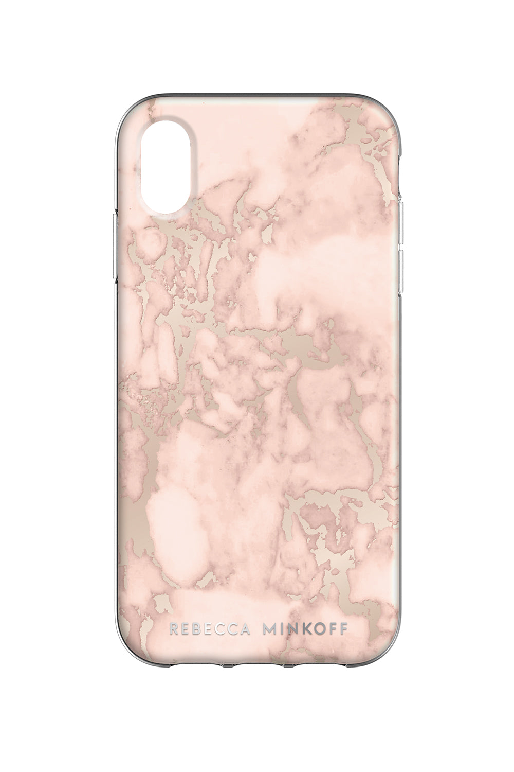 Blush Marble Case For iPhone XS Max