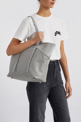 Signature Top Zip Tote - Hover Image