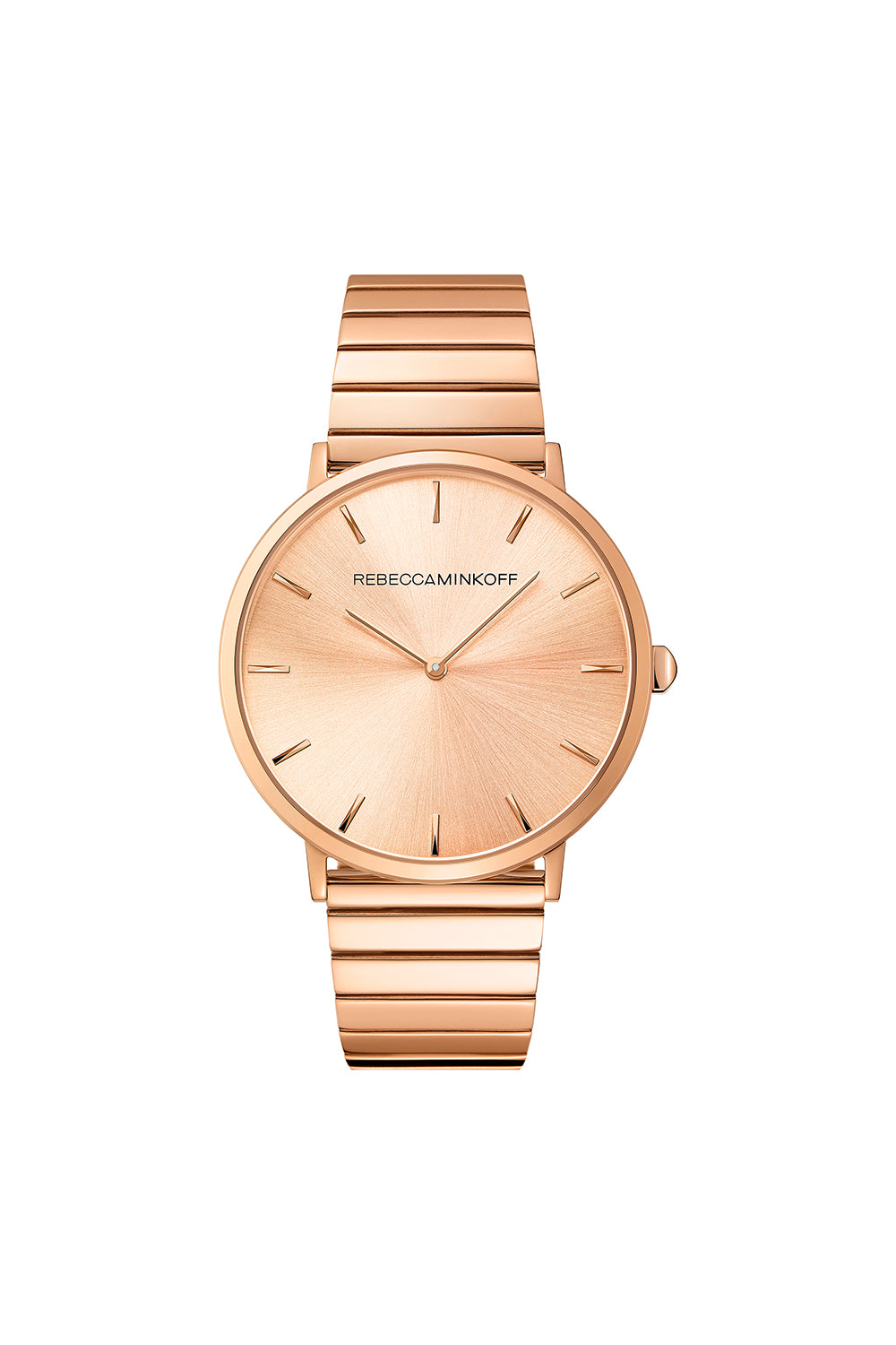 Major Rose Gold Tone Bracelet Watch, 40MM