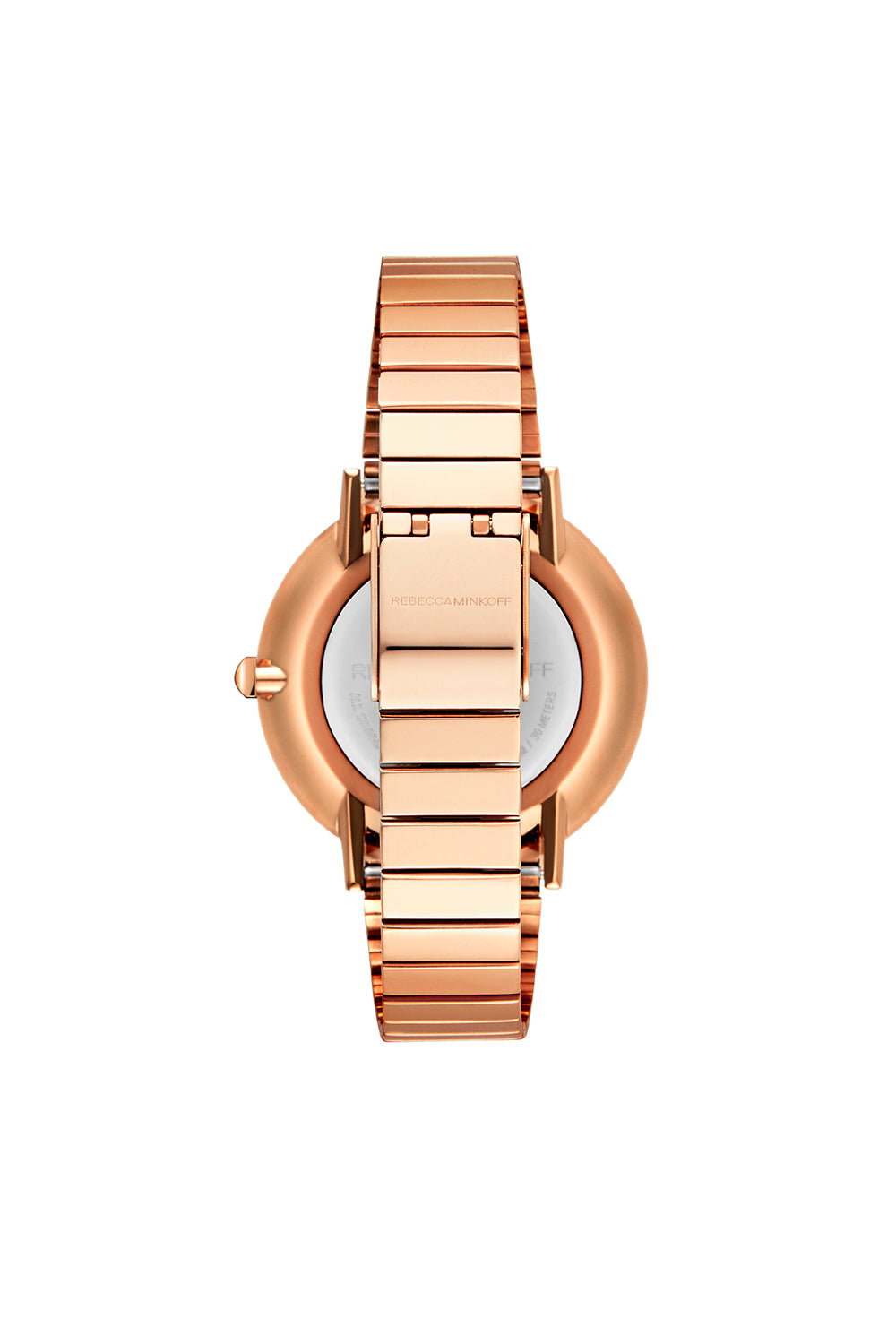 Major Rose Gold Tone Bracelet Watch, 35MM