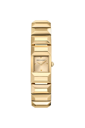 LTD Gold Tone Bracelet Watch, 16MM X 21MM