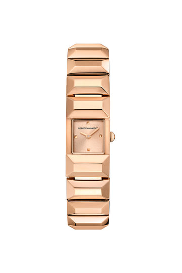 LTD Rose Tone Bracelet Watch, 16MM X 21MM