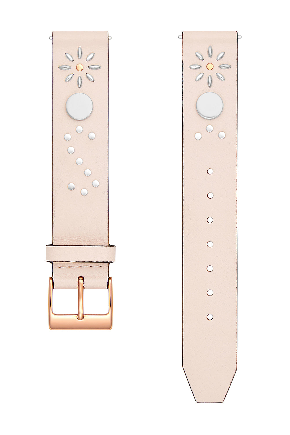 BFFL Interchangeable Blush Studded Strap