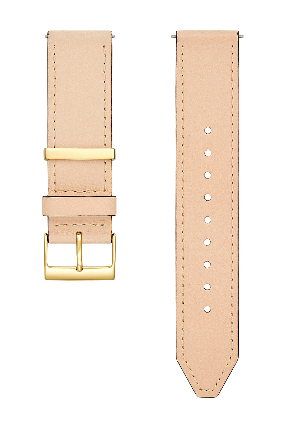 Major Interchangeable Vachetta Leather Strap