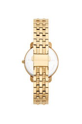 Billie Gold Tone Bracelet Watch, 34MM