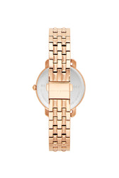 Billie Rose Gold Tone Bracelet Watch, 34MM - Hover Image