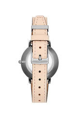 Major Grey Ion Plated Tone Blush Strap Watch, 35mm - Hover Image