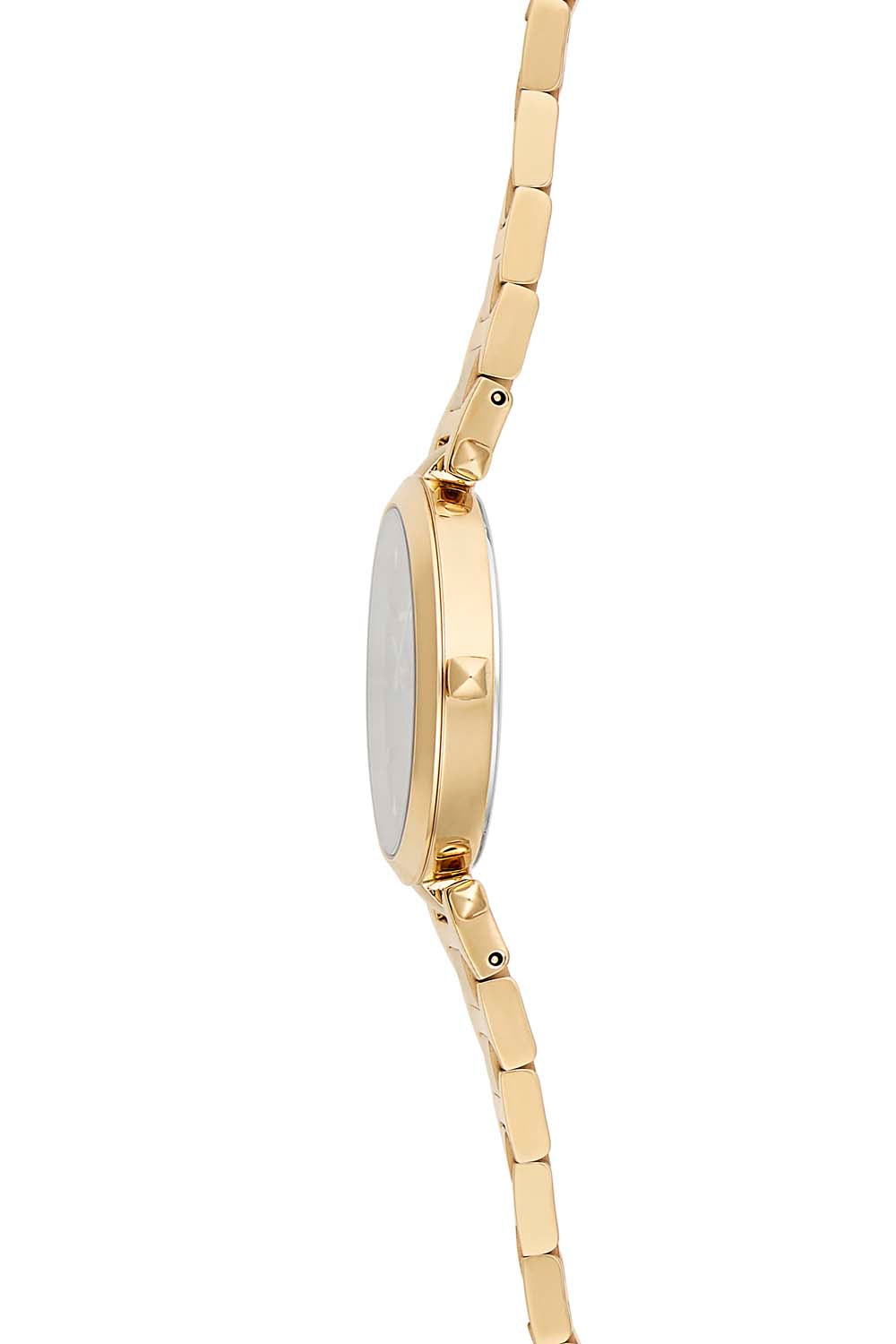 Nina Gold Tone Bracelet Watch, 33mm