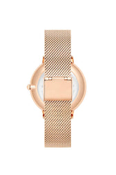 Major Rose Gold Tone Mesh Bracelet Watch, 38mm - Hover Image
