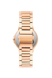 Cali Rose Gold Tone Bracelet Watch, 34mm - Hover Image