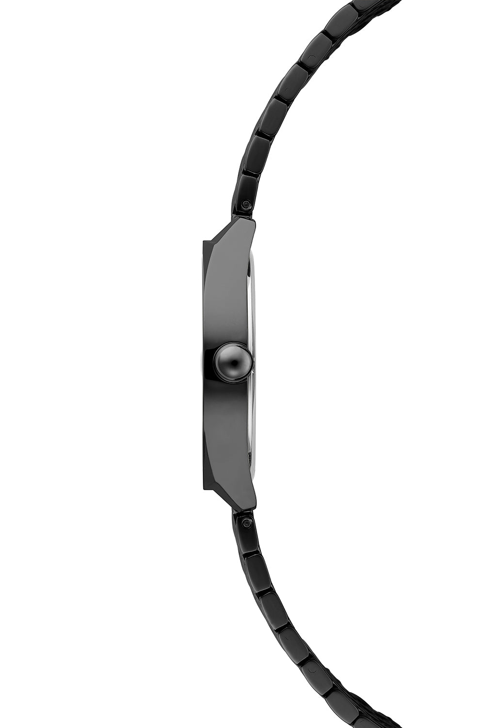 Amari Grey Ion Plated Tone Bracelet Watch, 38mm