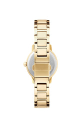 BFFL Gold Tone Bracelet Watch, 25mm - Hover Image