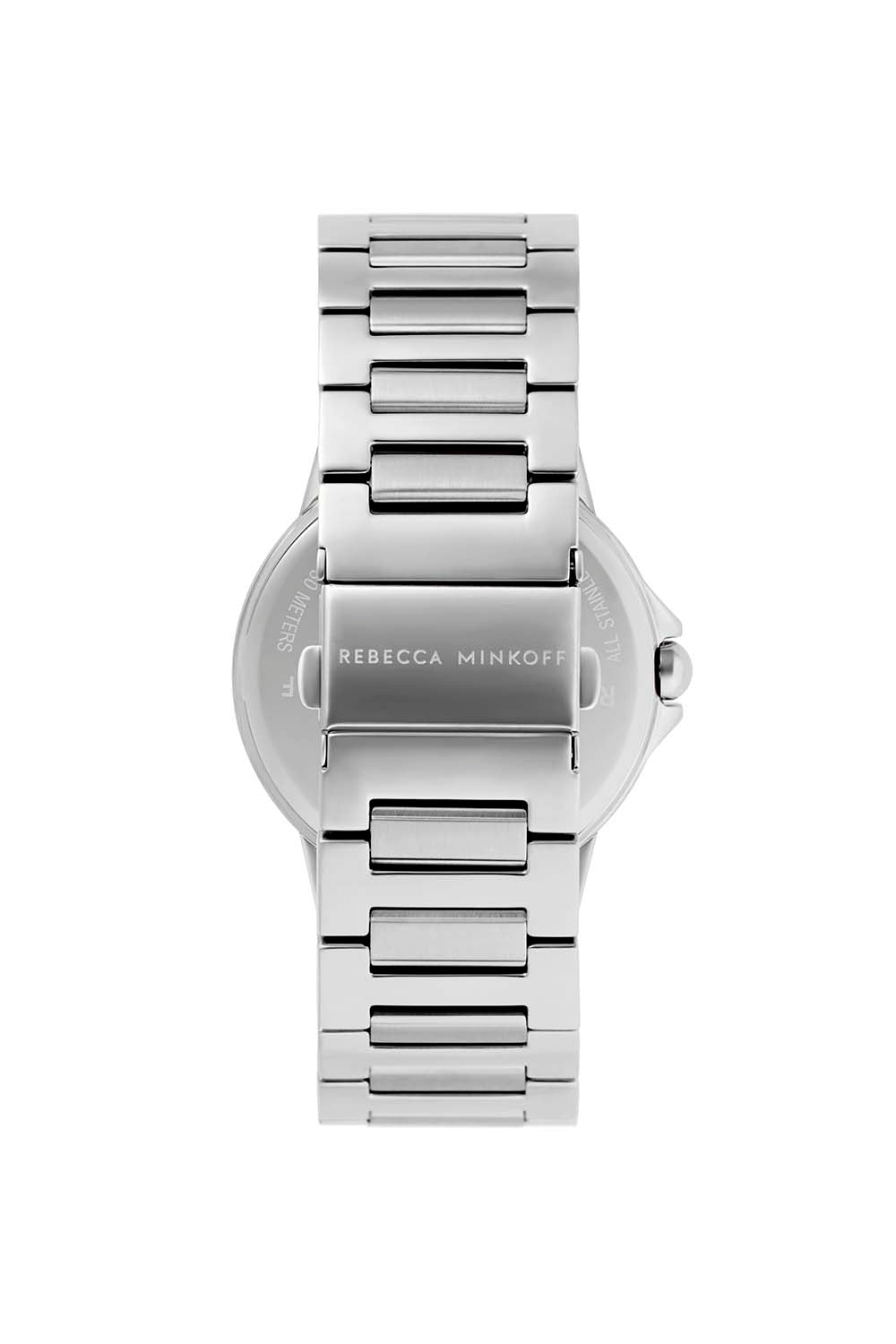 Cali Silver Tone Bracelet Watch, 36MM