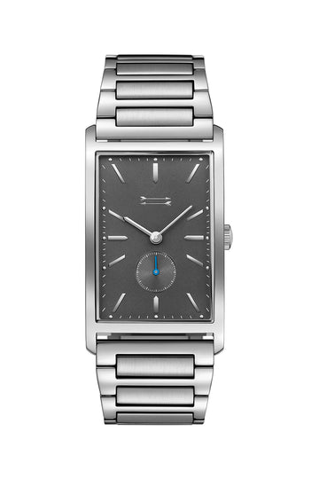 Pesaro Silver Tone Bracelet Watch, 27MM X 45.5MM