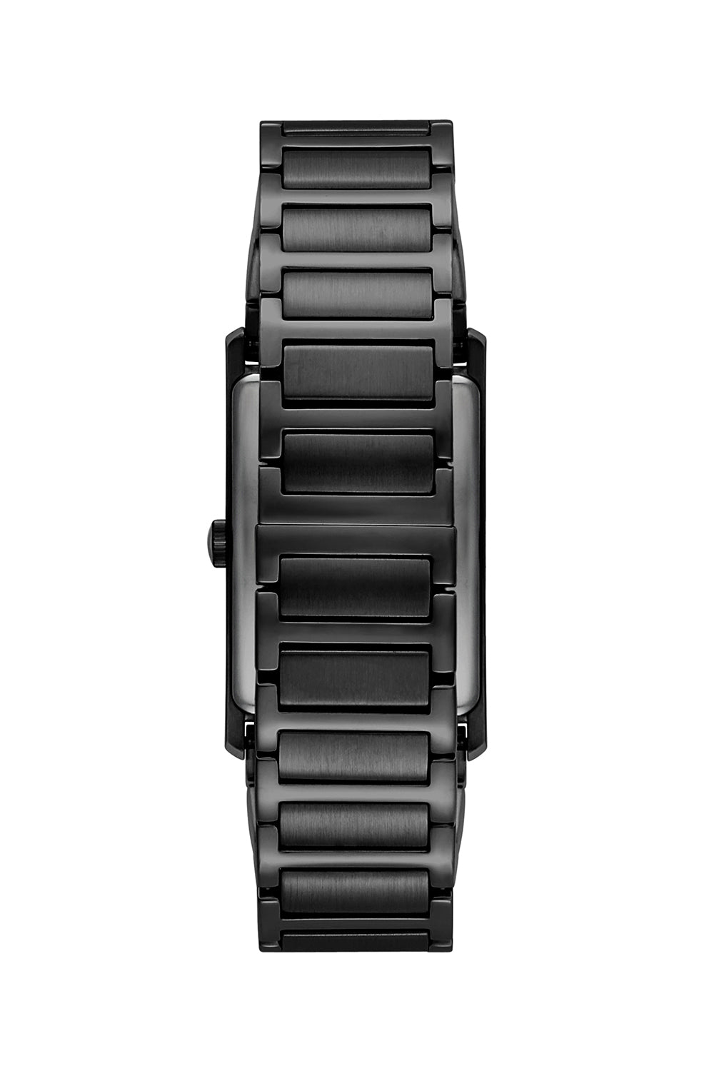 Pesaro Black Tone Bracelet Watch, 27MM X 45.5MM