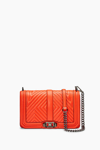Geo Quilted Love Crossbody 51528441107