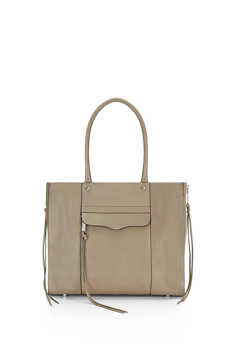 Side Zip Medium M.A.B. Tote