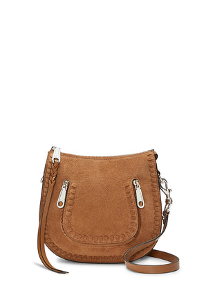 Mini Top Zip Vanity Crossbody