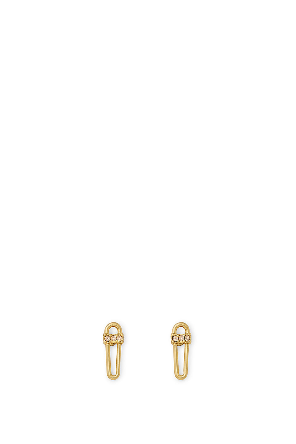 Baby Safety Pin Stud