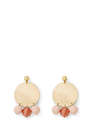 Disco Ball Statement Earring